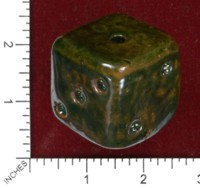 Dice : MINT45 UNKNOWN CERAMIC