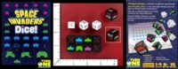 Dice : MINT56 TURN ONE GAMING SPACE INVADERS DICE