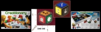 Dice : MINT28 LEGO CREATIONARY 01