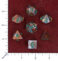Dice : MINT50 UNKNOWN CHINESE IRIDESCENT SWIRL 03