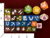Dice : COLLECT 01 DRAGON DICE