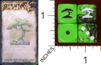 Dice : MINT34 GCT STUDIOS BUSHIDO TEMPLE OF RO KAN 01