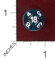 Dice : MINT41 IMPACT MINIATURES KICKSTARTER D18