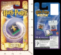 Dice : MINT21 MATTEL HARRY POTTER DICERS FIRENZE