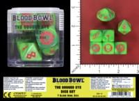 Dice : MINT57 GAMES WORKSHOP BLOOD BOWL THE GOUGED EYE
