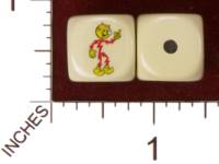 Dice : MINT29 YAK YAKS REDDY KILOWATT 01