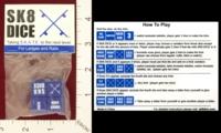 Dice : MINT21 SK8DICE LEDGES AND RAILS