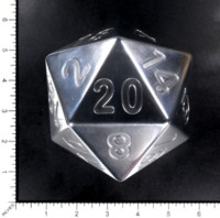 Dice : MINT56 ZUCATI D20 100MM STANDARD
