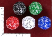 Dice : MINT50 DICE LAB D120