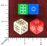 Dice : MINT49 MATHARTFUN ERIC HARSHBARGER 01