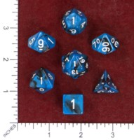 Dice : MINT50 UNKNOWN CHINESE IRIDESCENT SWIRL 02