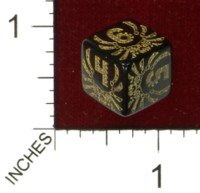 Dice : MINT43 TINDERBOX ENTERTAINMENT DICE EMPIRE SERIES 1 HARBINGER