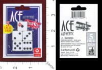 Dice : MINT42 CARTAMUNDI ACE AUTHENTIC