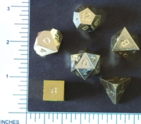 Dice : MINT4 32 GAMESCIENCE GOLD