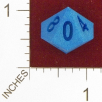 Dice : MINT24 SHAPEWAYS DIZINGOF 10 SIDES DIE 01