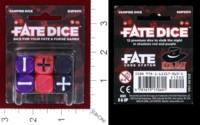 Dice : MINT38 EVIL HAT PRODUCTIONS FATE DICE VAMPIRE DICE