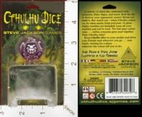 Dice : MINT25 STEVE JACKSON GAMES CTHULHU DICE 02