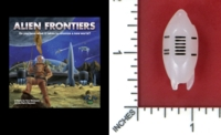 Dice : MINT51 GAME SALUTE ALIEN FRONTIERS RELIC SHIP