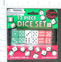 Dice : DUPS03 UNKNOWN 04