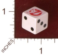 Dice : MINT31 WEST END GAMES GHOSTBUSTERS RPG GHOST DIE