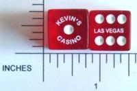 Dice : D6 KEVINS CASINO