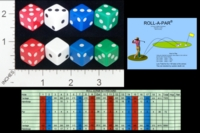 Dice : MINT17 MIBRO ENTERPRISES ROLL A PAR 01