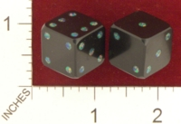 Dice : MINT21 UNKNOWN BLACK JADE OPAL
