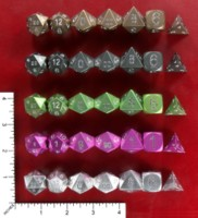 Dice : MINT55 NORSE FOUNDRY METAL