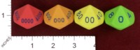 Dice : FOAM2 EAI EDUCATION 10 SIDED PLACE VALUE DICE 01