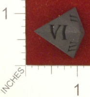 Dice : MINT25 SHAPEWAYS FRIZ TRIAKIS DICE ROMAN 01