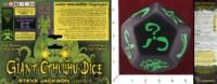 Dice : FOAM2 STEVE JACKSON GAMES GIANT CTHULHU 05