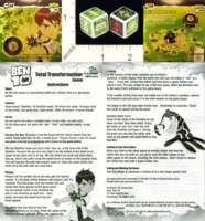 Dice : MINT18 PRESSMAN BEN 10 TOTAL TRANSFORMATION 01