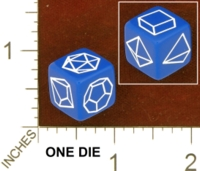 Dice : MINT27 ERIC HARSHBARGER POLYHEDRA DIE 01