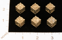 Dice : MINT22 SHAPEWAYS FOOLISHFROST RUNIC DICE SET