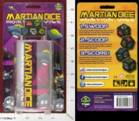 Dice : MINT28 TASTYMINSTRELGAMES MARTIAN DICE 01