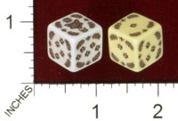 Dice : MINT43 TINDERBOX ENTERTAINMENT DICE EMPIRE SERIES 1 APOLLO