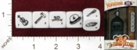 Dice : MINT28 USAOPOLY THE THREE STOOGES COLLECTORS EDITION YAHTZEE 01