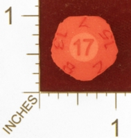 Dice : MINT26 SHAPEWAYS MAGIC D17 01