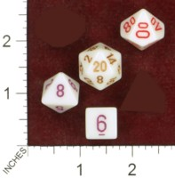 Dice : MINT42 CHESSEX 01