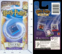 Dice : DUPS03 MATTEL HARRY POTTER DICERS VOLDEMORT 01