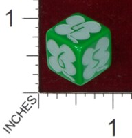 Dice : MINT38 ODD LOBSTER LUCKY DICE