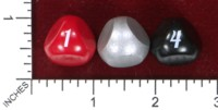 Dice : MINT46 LEO ATREIDES ROLLABLE D4 02