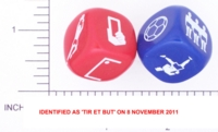 Dice : SPORTS UNKNOWN SOCCER FRENCH 01