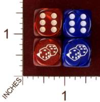 Dice : MINT30 JSPASSNTHRU DICE ON DICE 01