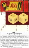 Dice : MINT18 PEARL QUEREE ELLE JEAN CANDIES JINX II 01