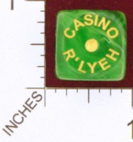 Dice : MINT24 DAGON INDUSTRIES CASINO R'LYEH 01