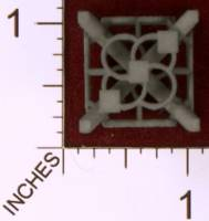 Dice : MINT30 SHAPEWAYS MCTRIVIA D6 GRID DIE 15 12