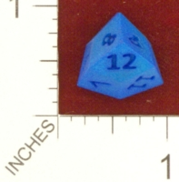 Dice : MINT24 SHAPEWAYS SIRISC TRAPEZOIDAL DODECAHEDRON 01