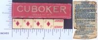 Dice : MINT1 CUBOKER 03