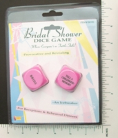Dice : MINT6 BRIDAL SHOWER GAME